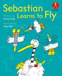 Sebastian Learns to Fly