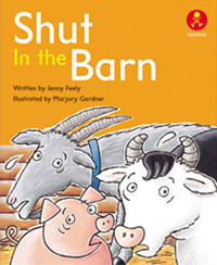 Shut in the Barn