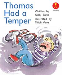 Thomas had a Temper