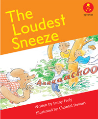The Loudest Sneeze