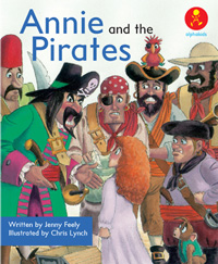 Annie and the Pirates