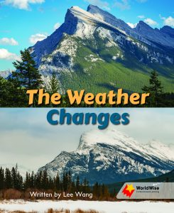 The Weather Changes
