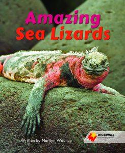 Amazing Sea Lizards