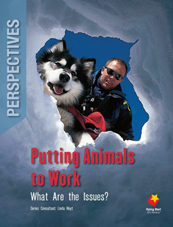 Putting Animals to Work: What Are the Issues?