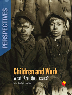Children and Work: What Are the Issues?