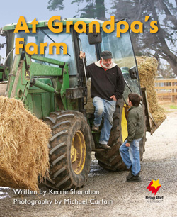 At Grandpa's Farm