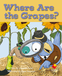 Where are the Grapes?
