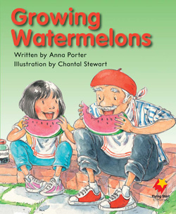 Growing Watermelons