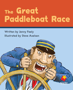 The Great Paddleboat Race