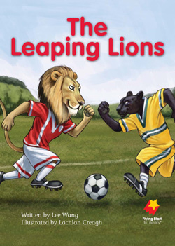 The Leaping Lions