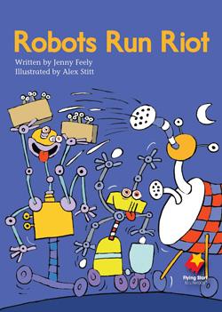 Robots Run Riot