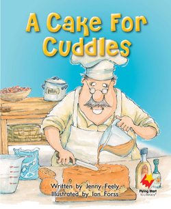 A Cake for Cuddles