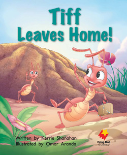 Tiff Leaves Home