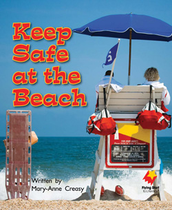 Keep Safe at the Beach