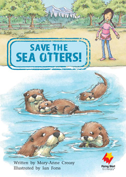 Save the Sea Otter