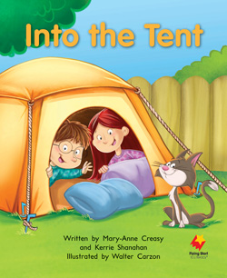 Into the Tent