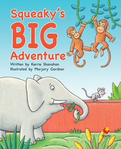 Squeaky's Big Adventure