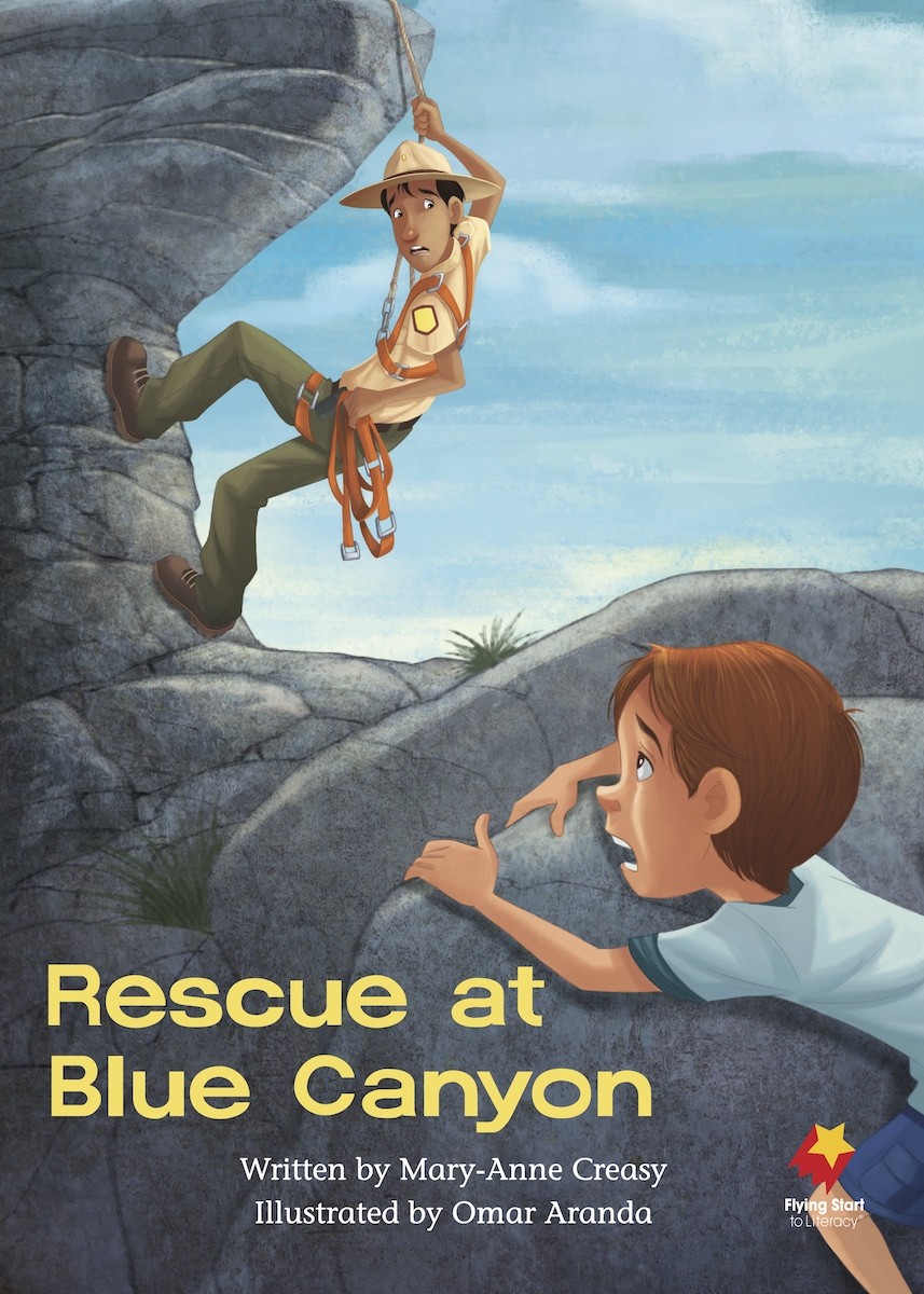 Rescue at Blue Canyon