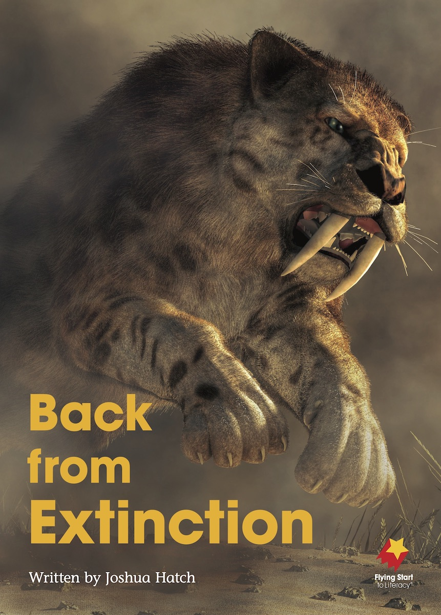 Back from Extinction