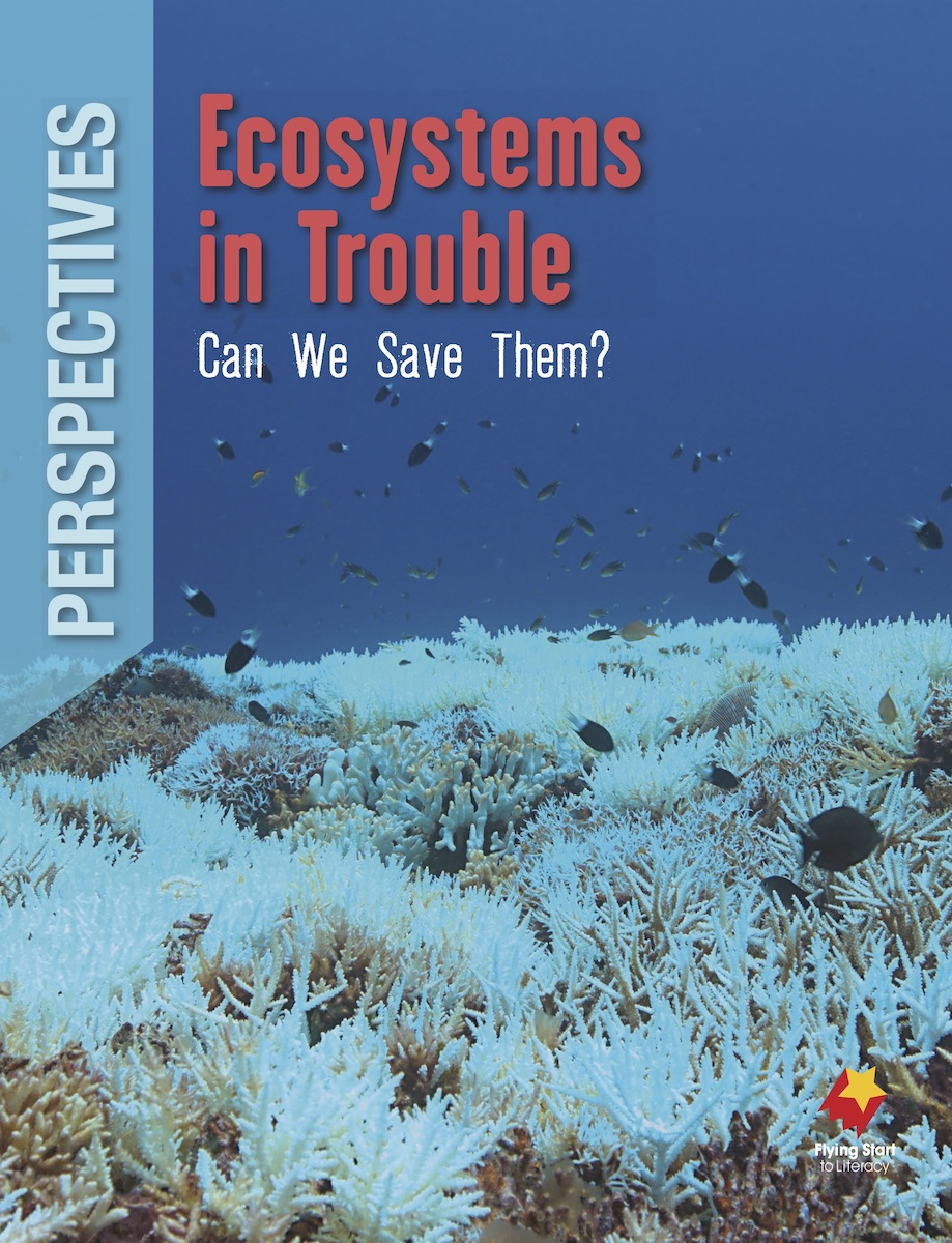 Ecosystems in Trouble: Can We Save Them?